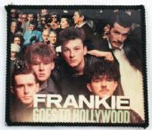 Frankie Goes to Hollywood - 'Group Crowd' Photo Patch